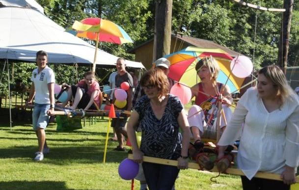 Sommerfest für die Mitarbeiter des Altenpflegeheim Matthias Claudius